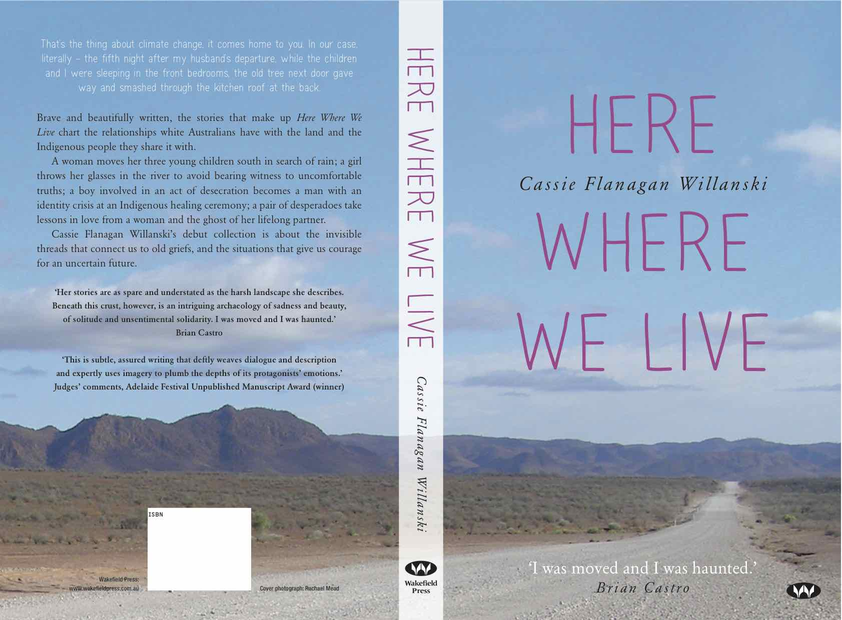 Here where we live CVR V4-2   Rachael Mead : poetry & photography